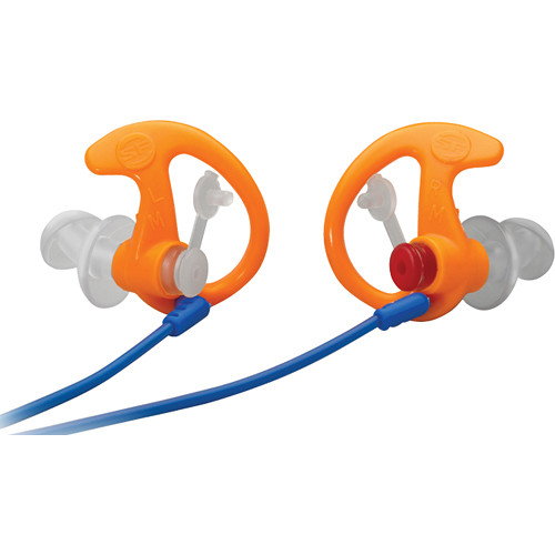 SureFire EP3 Sonic Defenders Earplugs (Medium, Orange, 1 Pair)