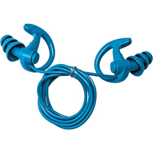 SureFire EP9 Sonic Defenders Cobalt Max Earplugs (25 Pairs, Large)