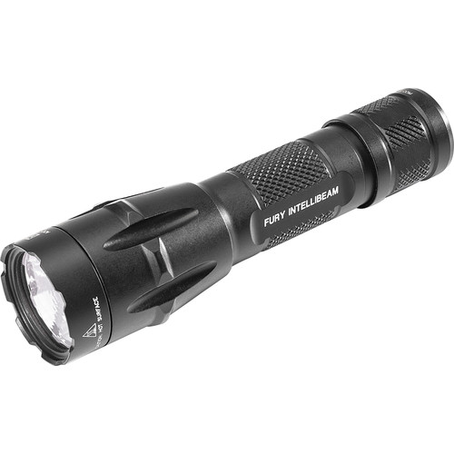 SureFire Fury IB DF LED Flashlight with IntelliBeam Technology