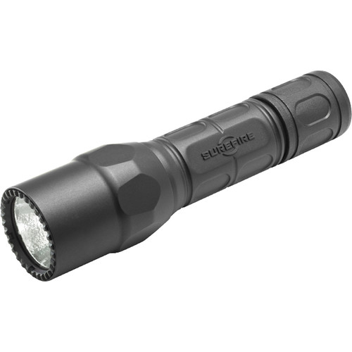 SureFire G2X-D LED Tactical Flashlight (Black)