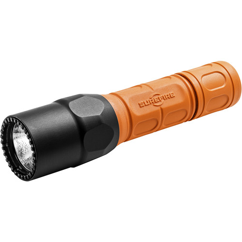 SureFire G2X Pro LED Flashlight (Orange)