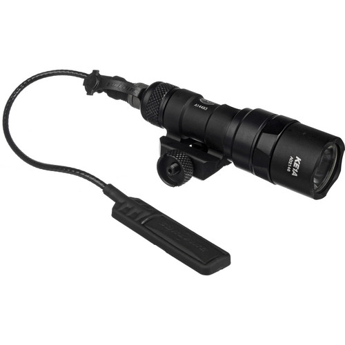 SureFire M300B Mini Scout LED Weaponlight (Black, Dual Switch)