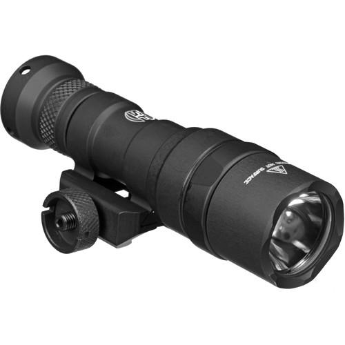 SureFire M300 Mini Scout Light Compact LED WeaponLight (Black)