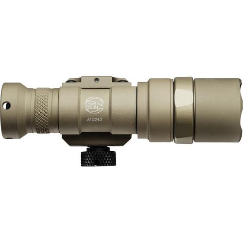 SureFire M300 Mini Scout Light Compact LED Weapon Light ()