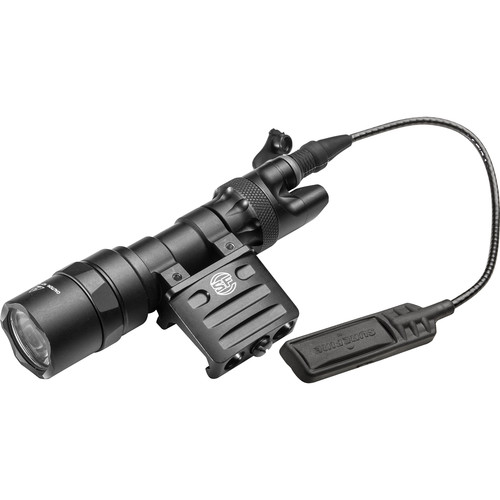 SureFire M312 Scout Weaponlight with Remote Switch and Off-Set Mount (Black)