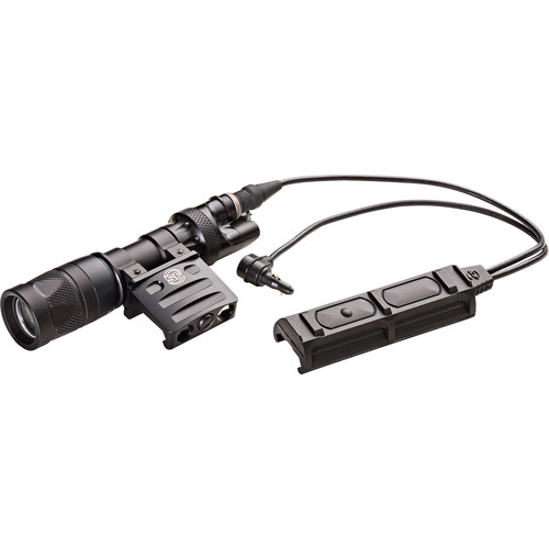 SureFire M313 Vampire Scout Weapon Light with Remote Switch and Mount (Black)