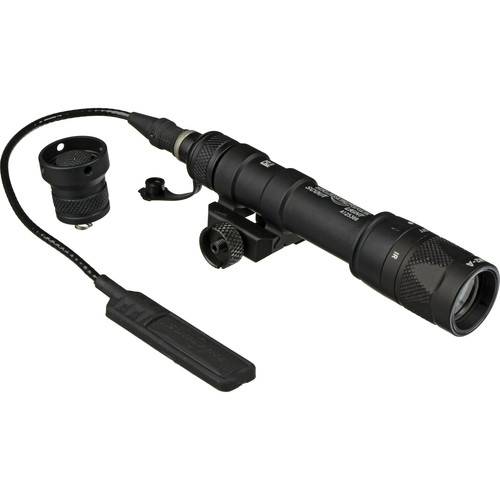 SureFire M600V Scout Light White/IR LED WeaponLight (Black)