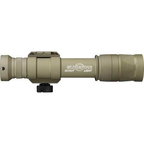 SureFire M600V IR Scout LED WeaponLight (Tan)