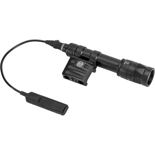 SureFire M611V Vampire Scout Light with UE07 Switch Assembly and RM45 Offset Mount (Black)