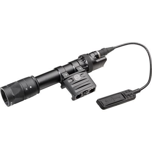 SureFire M612V Vampire Scout Light with DS07 Switch Assembly and RM45 Offset Mount (Black)