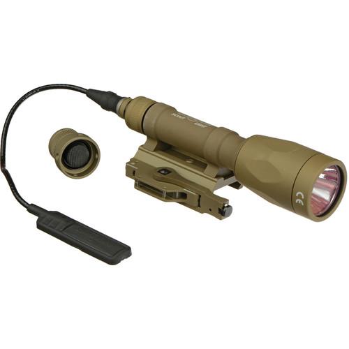 SureFire M620P Fury Scout Light LED WeaponLight (Desert Tan)