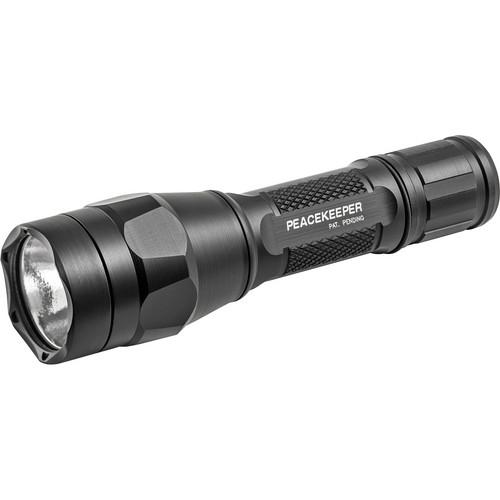 SureFire Peacekeeper Tactical LED Flashlight