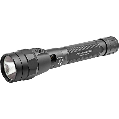 SureFire R1 Lawman Rechargeable LED Flashlight
