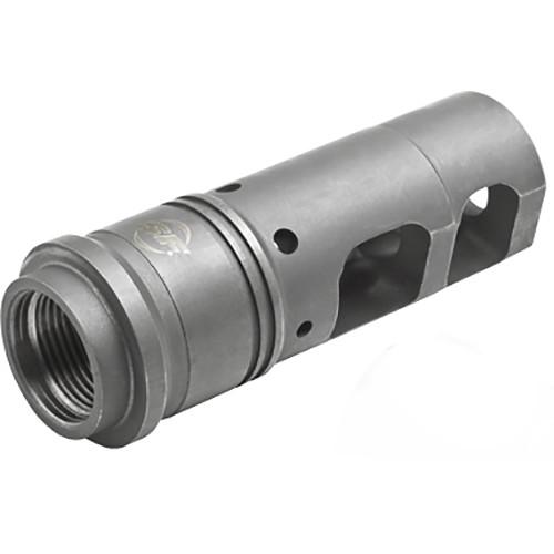 SureFire Muzzle Brake and SOCOM Suppressor Adapter (5.56mm, 1/2-28 Thread)