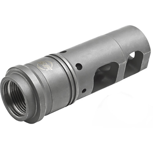 SureFire Muzzle Brake and SOCOM Suppressor Adapter (6.8mm, 5/8-24 Thread)