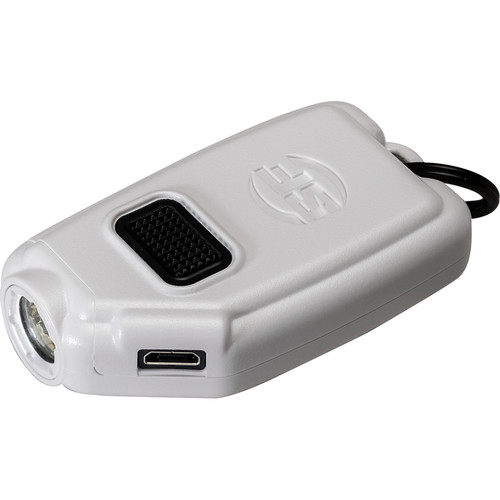 SureFire Sidekick Ultra-Compact Variable-Output LED Flashlight (White)