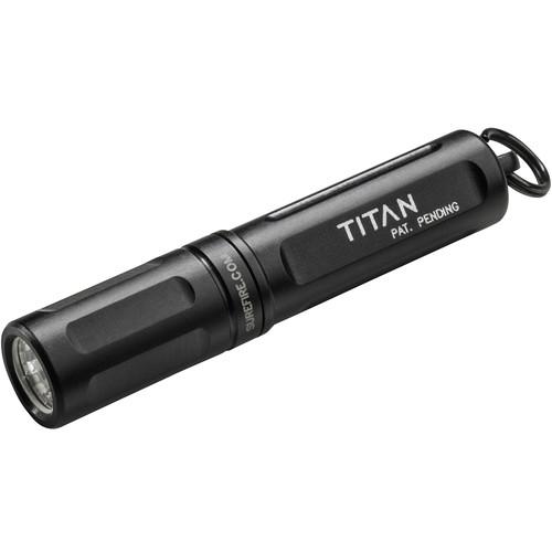 SureFire Titan Ultra-Compact Dual-Output LED Flashlight