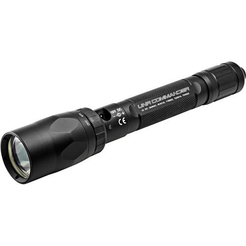 SureFire UNR Commander Rechargeable Variable-Output LED Flashlight