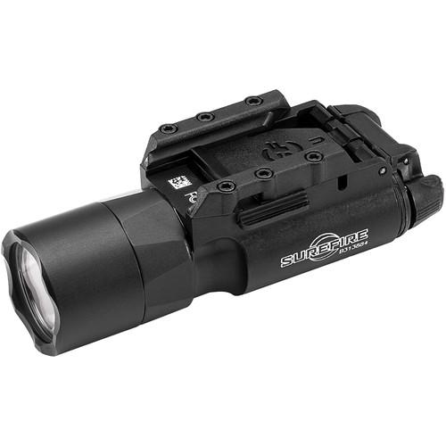 SureFire X300 Ultra LED Weapon Light (Rail-Lock Mount, Black)