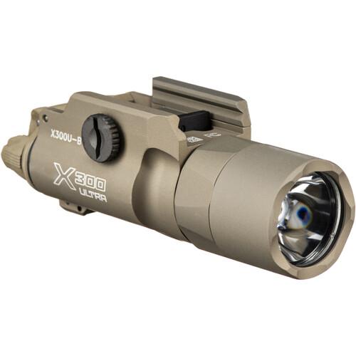 SureFire X300 Ultra LED Weapon Light (T-Slot Mount, Tan)