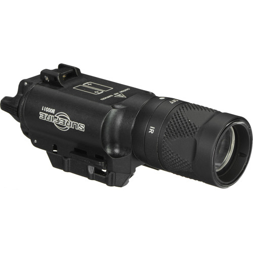 SureFire X300V White/IR LED WeaponLight