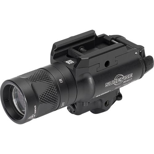 SureFire X400 Vampire IRc White Light/Infrared LED & Infrared Laser WeaponLight