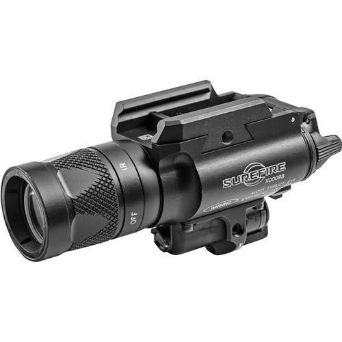 SureFire X400V-B-IRC Vampire IRc White/Infrared LED & Infrared Laser WeaponLight