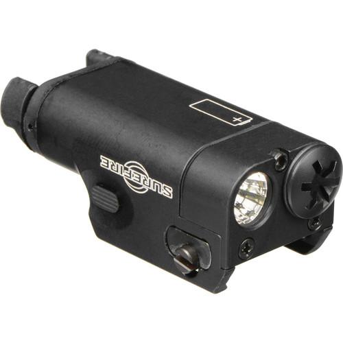 SureFire XC1 Ultra-Compact LED Handgun Light (Black)