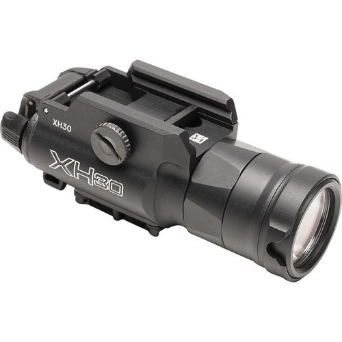 SureFire XH30 Ultra-High Dual-Output Holster WeaponLight (Black)