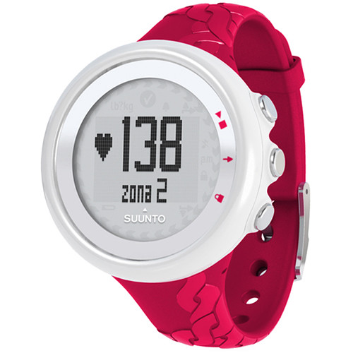 SUUNTO M2 Sport Watch (Fuchsia)