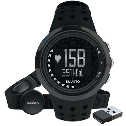 SUUNTO M5 Sport Watch (Black)