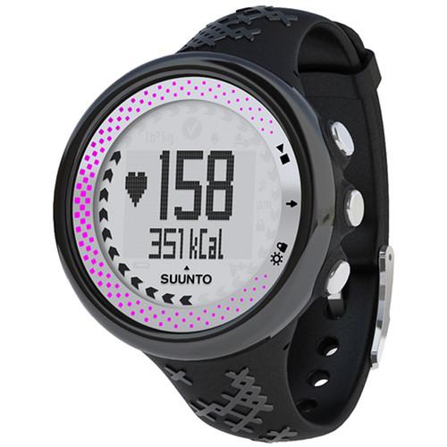 SUUNTO M5 Sport Watch (Black/Silver)