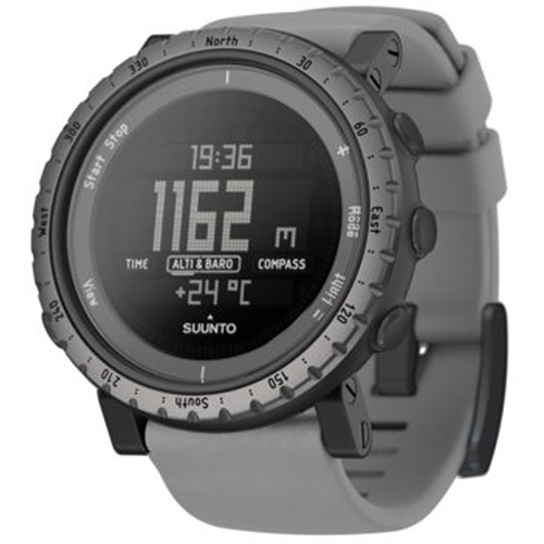 SUUNTO Core Classic Outdoor Watch (Dusk Gray)