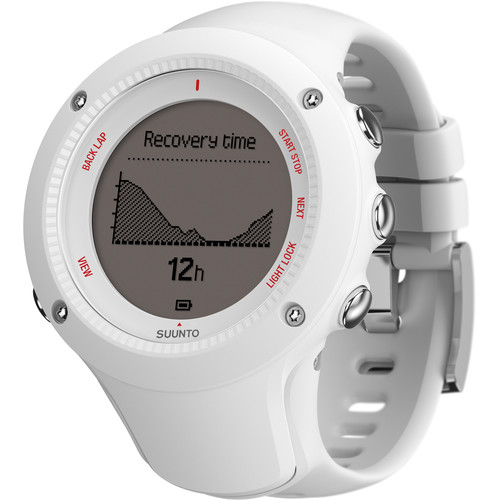 SUUNTO Ambit3 Run Sport Watch (White)
