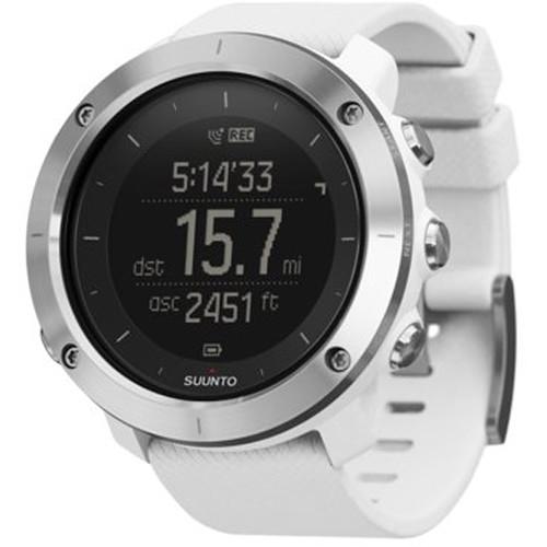 SUUNTO Traverse Sport Watch (White)