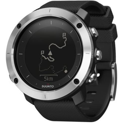SUUNTO Traverse Sport Watch (Black)