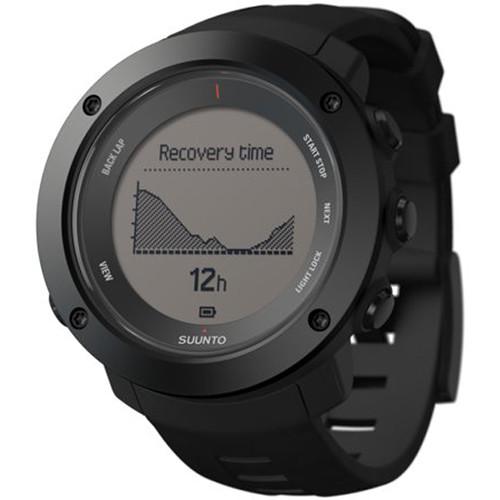 SUUNTO Ambit3 Vertical Sport Watch (Black)