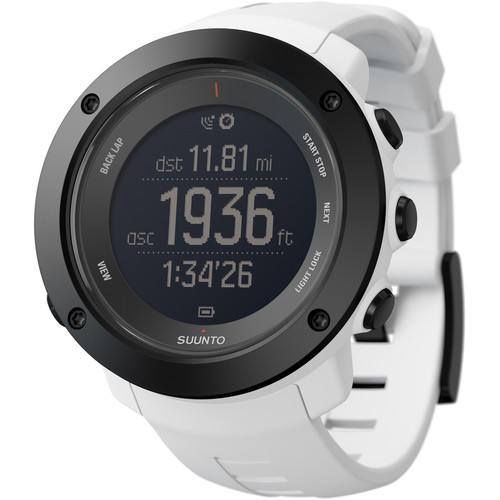 SUUNTO Ambit3 Vertical Sport Watch (White)