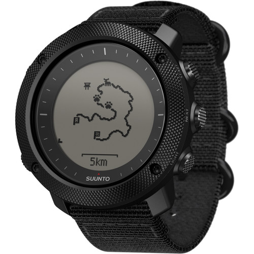 SUUNTO Traverse Alpha Sport Watch (Stealth)