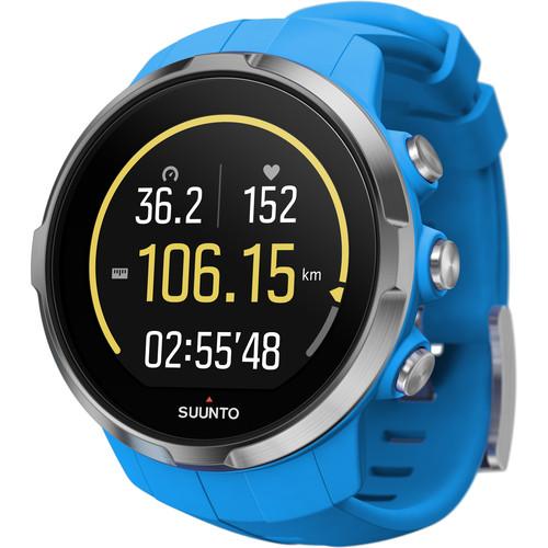 SUUNTO Spartan Sport Watch (Blue)