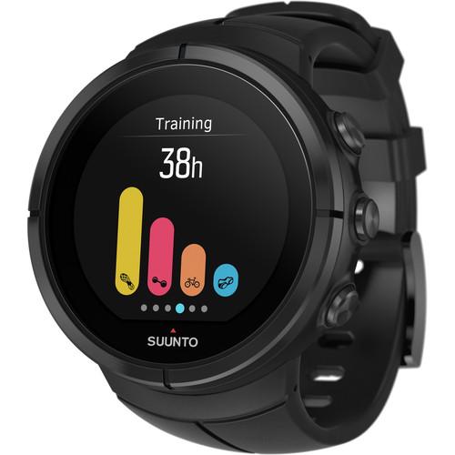 SUUNTO Spartan Ultra Titanium Sport Watch (Black)