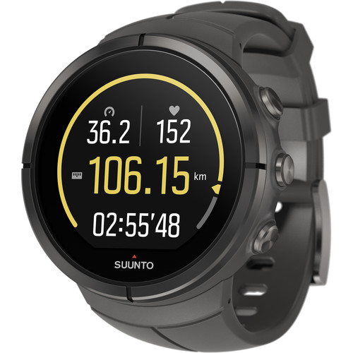 SUUNTO Spartan Ultra Titanium Sport Watch (Stealth)