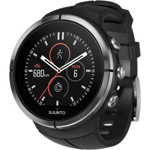 SUUNTO Spartan Ultra Sport Watch (Black)