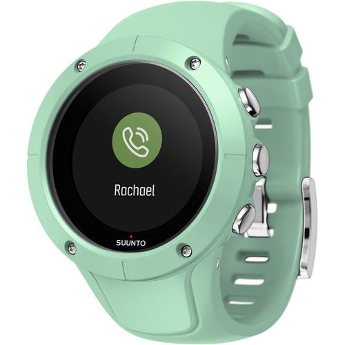 SUUNTO Spartan Trainer Wrist HR Watch (Mint)