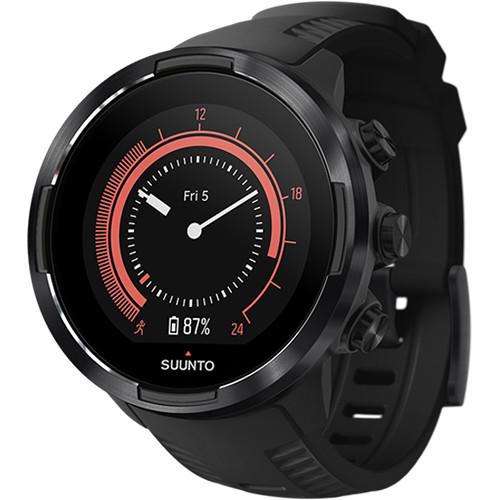 SUUNTO Suunto 9 G1 GPS Sport Watch (Baro Black)