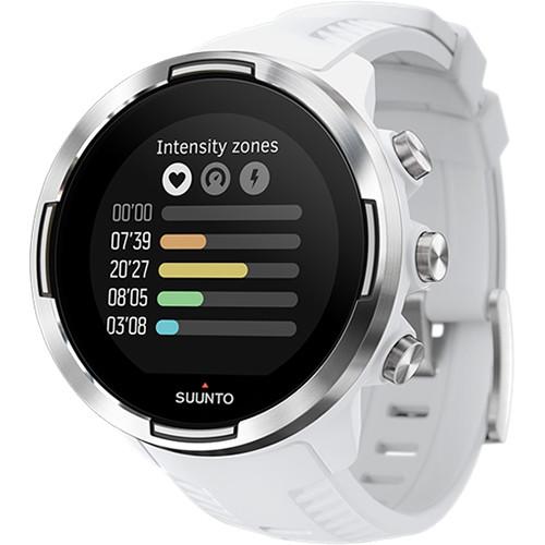 SUUNTO 9 Smart Multisport GPS Watch (Baro White)