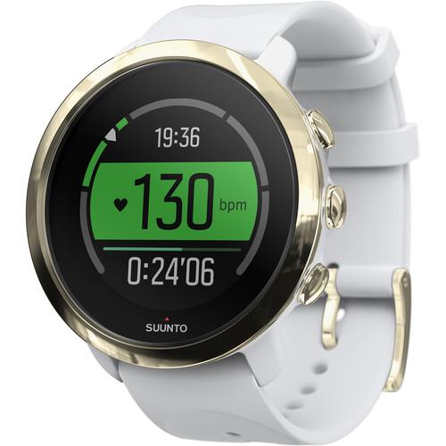 SUUNTO 3 Fitness Sports/Training Watch (Gold)