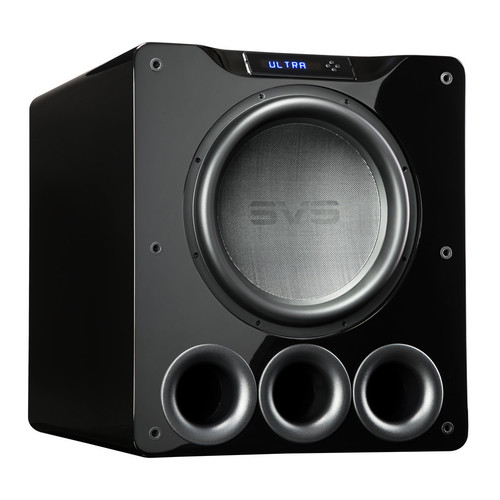 "SVS PB16-Ultra 16"" 1500W Subwoofer (Piano Gloss Black)"