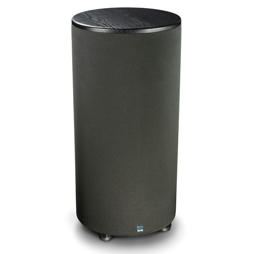"SVS PC-2000 12"" 500W Cylindrical Subwoofer (Premium Black Ash)"