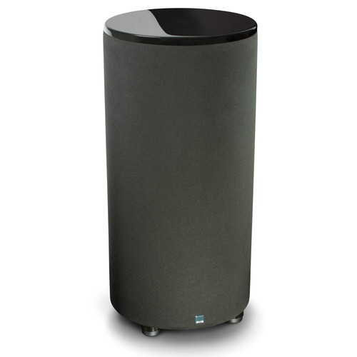 """SVS PC-2000 12"""" 1100W Cylindrical Subwoofer (Piano Gloss Black)"""